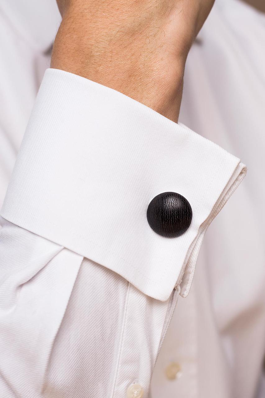 Mushroom cufflinks lentsius design for Mens shirts with cufflink holes